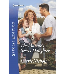The Marine's Secret Daughter - by Carrie Nichols