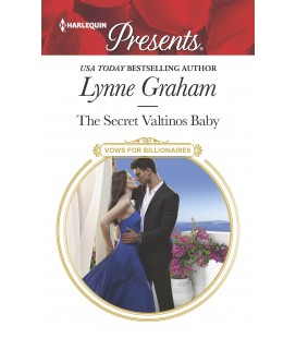 The Secret Valtinos Baby - by Lynn Graham