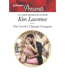 The Greek's Ultimate Conquest - Kim Lawrence