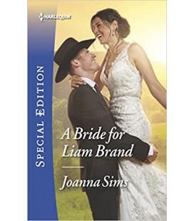 A Bride for Liam Brand - Joanna Sims