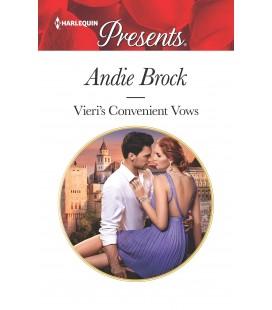 Vieri's Convenient Vows book by Andie Brock