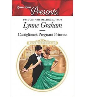 Castiglione's Pregnant Princess - Lynne Graham