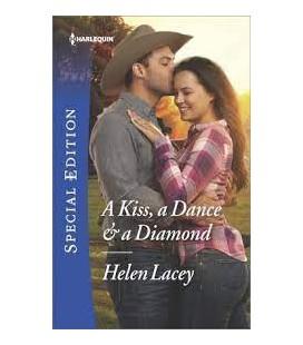 A Kiss, a Dance & a Diamond - Helen Lacey