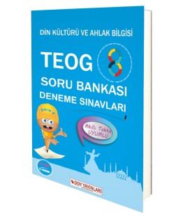 8. Sınıf TEOG Din Kültürü ve Ahlak Bilgisi Soru Bankası ve Deneme Sınavları