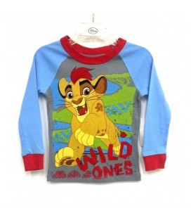 Disney Erkek Çocuk Aslan Pamuklu Tişört 4W164006