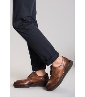 İnci Hakiki Deri Taba Erkek Ayakkabı 2300 120130001063