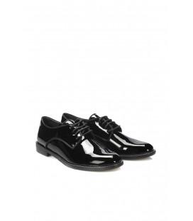 İnci Siyah Kadın Klasik Ayakkabı 7428 120130009614
