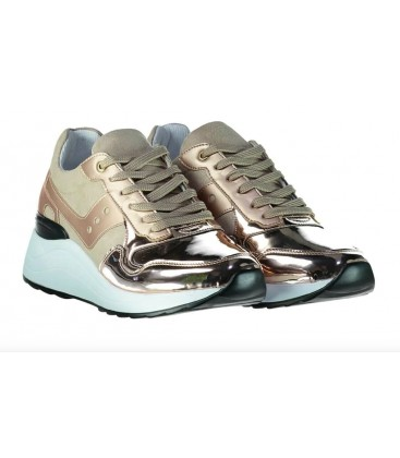 İnci Bronz Kadın Sneaker 7392 120130009551