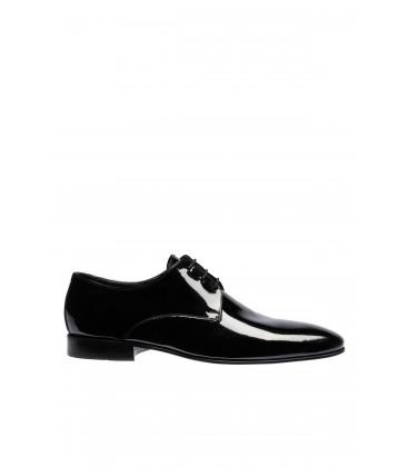 İnci Hakiki Deri Siyah Erkek Ayakkabı 7660 120120000030