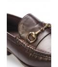 İnci Hakiki Deri Kahverengi Erkek Loafer Ayakkabı 7410 120130009594