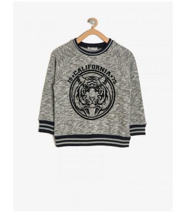 Koton erkek çocuk sweatshirt 8KKB18197AK