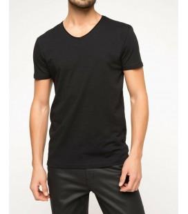 Defacto Erkek Basic V Yaka T-shirt G5715AZ