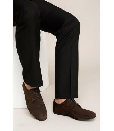 İnci Hakiki Deri Kahverengi Erkek Ayakkabı 2947 120130001767