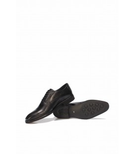 İnci Hakiki Deri Bordo Erkek Oxford Ayakkabı 6882 120130008906