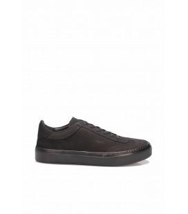 İnci Hakiki Deri Siyah Erkek Sneaker 6976 120130009001