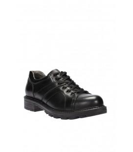 İnci Hakiki Deri Siyah Erkek Ayakkabı 4525 120130003116