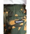 Timberland Yc Camo Erkek Pantolon Kamuflaj TB0A2AHGAN71
