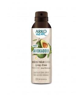 Arko Nem Değerli Yağlar Avokado 150 ml Sprey Krem