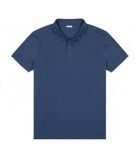 Bluemint Erkek Albert Streç Pima Pamuk Polo T-Shirt
