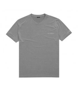 Bluemint Marcus Ekip Boyun Atletik Streç  T-Shirt Grey