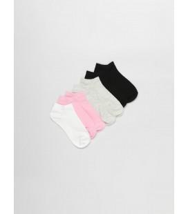 Lefties Kız Çocuk Çorap 7 Adet