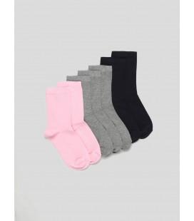 Lefties Kız Çocuk Çorap 7 Adet  1260 116