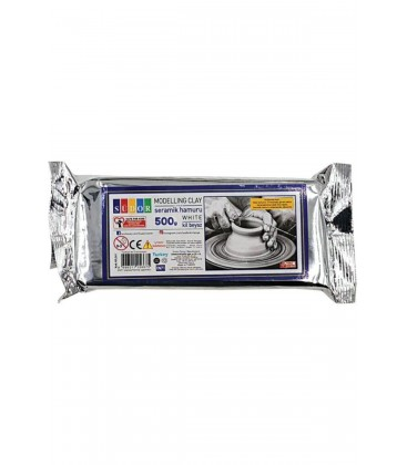 Südor 500 Gram Seramik Beyaz Kil klmtrskil22