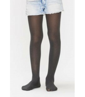 Penti Kül Melanj Çocuk Mikro 40 Külotlu Çorap