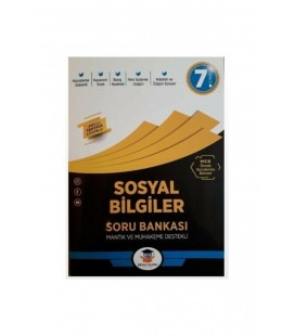 Zeka Küpü Yayınları 7. Sınıf Sosyal Bilgiler Soru Bankası