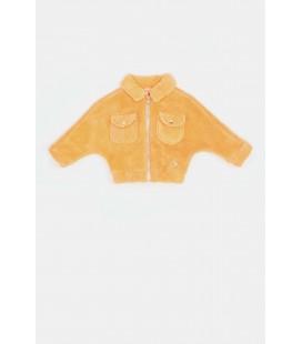 BG Baby Kız Bebek Neon Oranj Ceket 20fw1bg2721