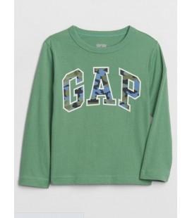 Gap Çocuk Grafik Uzun Kollu T-Shirt 619208