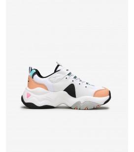 Skechers D'lıtes 3.0 Zenway Iı  WPKB Kız Çocuk Beyaz Spor Ayakkabı 80444L