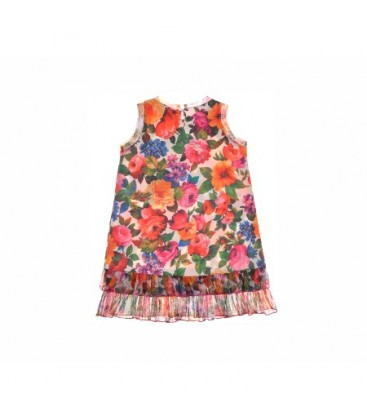 Hemisphere Çiçekli Elbise 34HSBG223
