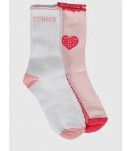 Socksmax Multi Kız Çocuk 2Li Çorap 8020909512