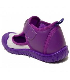 Gezer Günlük Çocuk Streç Cırtlı Spor Ayakkabı-Kreş Havuz Deniz 02889