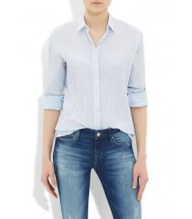 Mavi Bayan Gömlek 120962-20880
