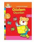 Parıltı Yayınları Ayı Bobinin İlk Kitapları - Gözlem Oyunları