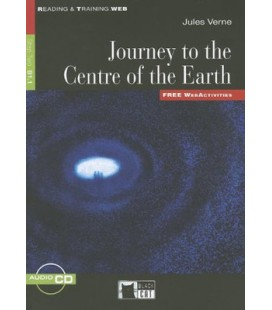 Journey To The Centre Of The Earth+Cd