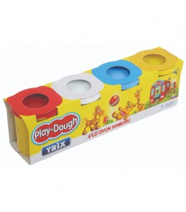 Play-Dough Trix 4Lü Oyun Hamuru
