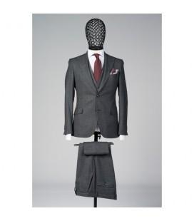 Giovane Gentile Erkek Takım Elbise Kombinli Antrasit GBK1ML218907