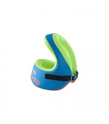 Swımvest+ Nabaıjı Yüzme Yeleği - 15 / 25 kg - Mavi / Yeşil -