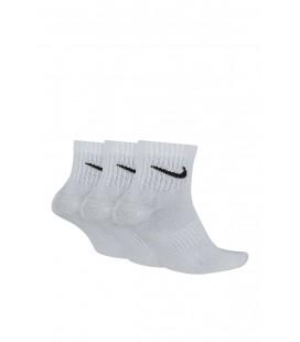 Nike Unisex Çorap - U NK EVERYDAY LTWT ANKLE 3PR - SX7677-100