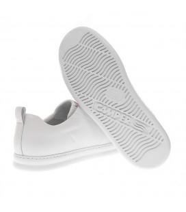 Camper Beyaz Erkek Sneaker  Runner Four White Natural K100226-052