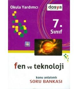 7. Sınıf Fen ve Teknoloji Soru Bankası Dosya Yayınları