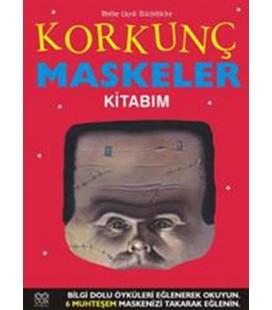 Korkunç Maskeler Kitabım