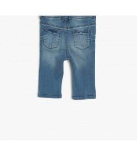 Koton Kids Normal Bel Rahat Kesim Jean Pantolon 7KMB48746DDFK6