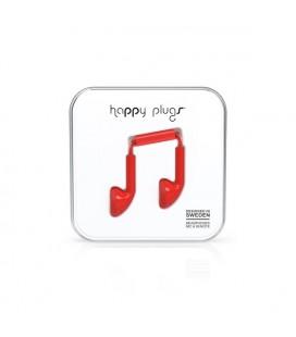 Happy Plugs Earbud Kırmızı Kulaklık