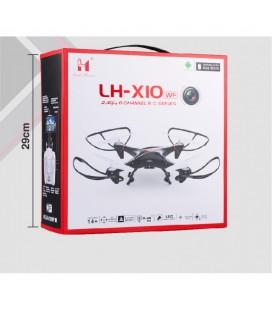 LH-X10 Wifi Kameralı 2.4Ghz Kumandalı Drone Helikopter
