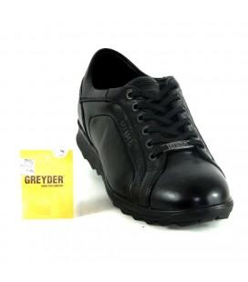 Greyder Günlük Erkek Ayakkabı - Siyah 1094