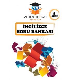 5. Sınıf İngilizce Soru Bankası Zeka Küpü Yayınları